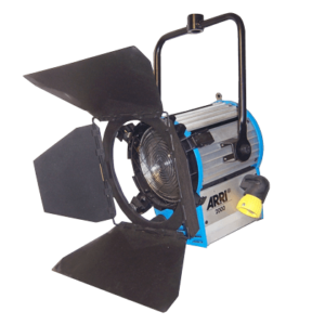 Arri 2000w Studio Fresnel for Rent in Manhattan NYC