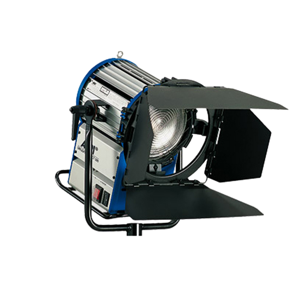 ARRI Compact 1200 Watt HMI Fresnel for Rent Manhattan NYC