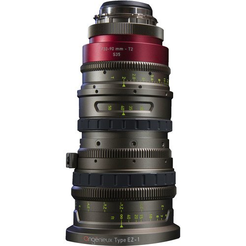 Angenieux EZ-1 30-90mm Super 35 Cinema Lens Rental Nyc