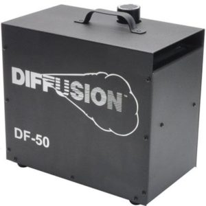 Reel EFX DF-50 Diffusion Hazer, Atmospheric Fog Machine for Rent in Manhattan NYC