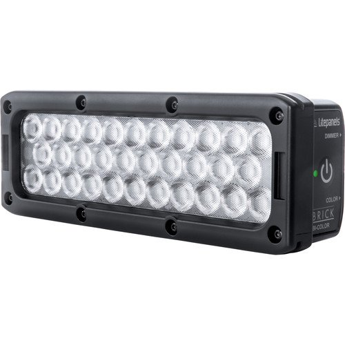 Litepanels Brick Bi-Color On-Camera LED Light Kit for Rent in Manhattan NYC