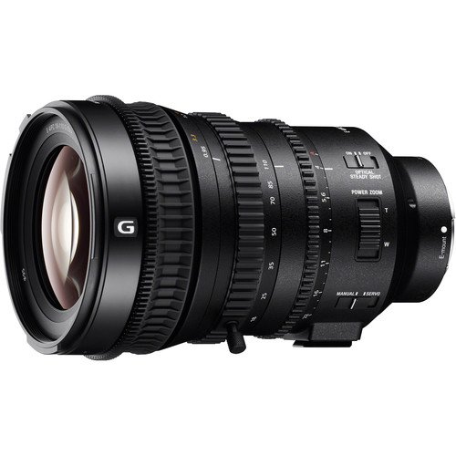 Sony E PZ 18-110mm f/4 G OSS Lens for Rent in Nyc