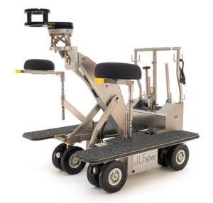 Image of J.L. Fisher Model 11 Dolly for Rent in Manhattan NYC