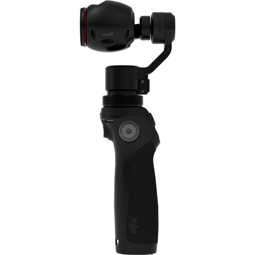DJI Osmo Handheld 4K Camera and 3-Axis Gimbal for Rent in Manhattan NYC