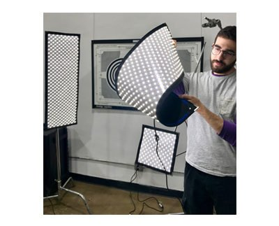 DP Lumi FP-1×3 LED Bi-Color Flexible Light Rental NYC