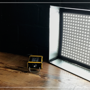 DP Lumi FP-1x1 LED Bi-Color Flexible Light for Rent in Brooklyn, Nyc