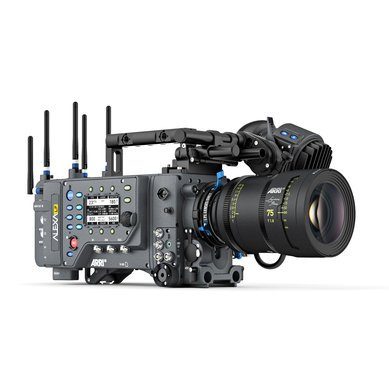 Rent cameras, lenses, lighting, grip, production equipment
