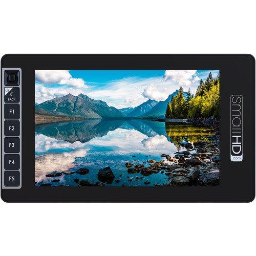 "SmallHD 703 7"" UltraBright On-Camera Monitor Rental in Brooklyn and Manhattan, Nyc"