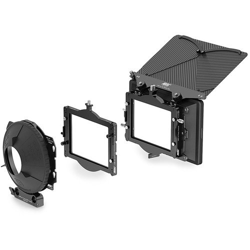 Rent Arri LMB 4×5 3-Stage Matte Box 15mm Support Set