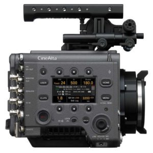 Sony VENICE Full Frame 6K CineAlta Camera Rental ny