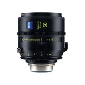 ZEISS 50mm/T1.5 Supreme Prime PL/LPL Lens Rental in nyc