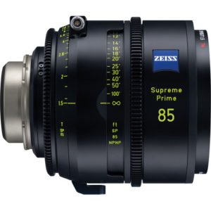 Rent ZEISS 85mm/T1.5 Supreme Prime PL/LPL Lens in Nyc and Brooklyn