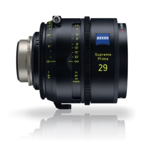 ZEISS 29mm/T1.5 Supreme Prime PL/LPL Lens Rental Ny