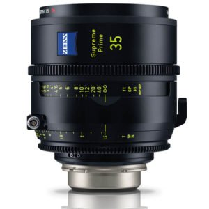 ZEISS 35mm/T1.5 Supreme Prime PL/LPL Lens Rental