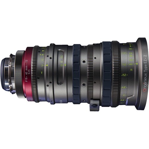 Rent Angenieux EZ-2 15-40mm Super 35 PL Mount Cinema Lens in Nyc