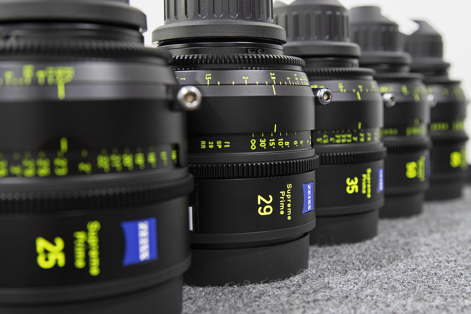 ZEISS Supreme Prime Lenses | LVRUSA® Lens and Camera Rental Nyc