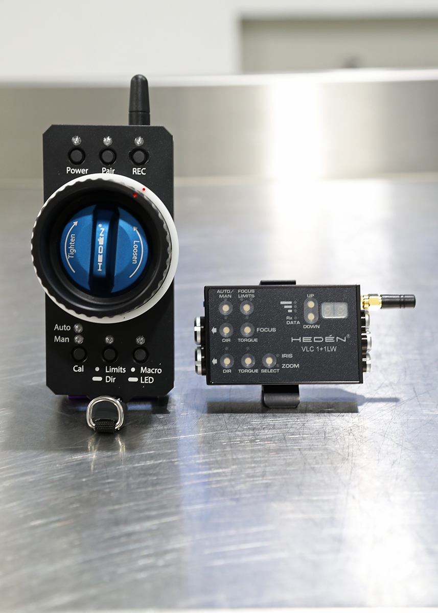 Rent Heden YMER-1 Wireless Follow Focus Kit in Nyc and Brooklyn