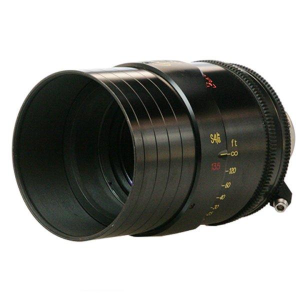 Cooke S4/i 135mm Prime T2.0 PL Lens Rental Nyc