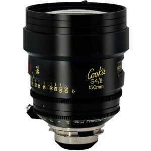 Rent Cooke S4/i 150mm Prime T2.0 PL Lens Nyc