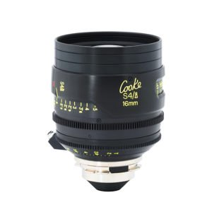 Rent Cooke S4/i 16mm Prime T2.0 PL Lens in Nyc