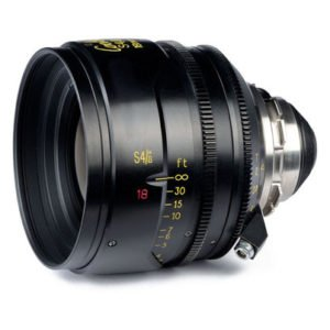 Cooke S4/i 18mm Prime T2.0 PL Lens Rental Nyc