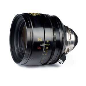 Cooke S4/i 25mm Prime T2.0 PL Lens for Rent Nyc
