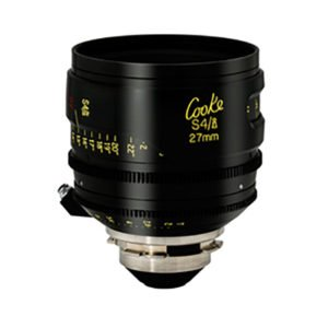 Rent Cooke S4/i 27mm Prime T2.0 PL Lens in Nyc