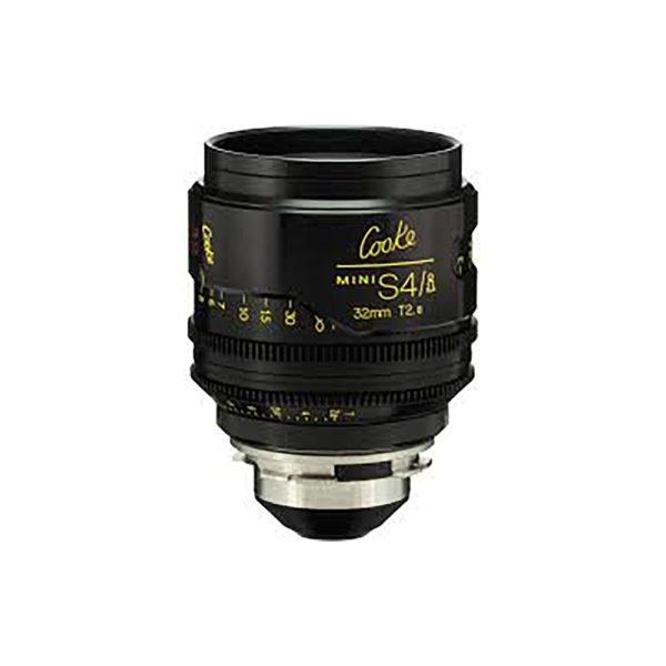 Rent Cooke S4/i 32mm Prime T2.0 PL Lens Nyc