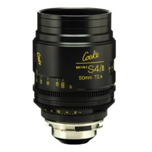 Rent Cooke S4/i 50mm Prime T2.0 PL Lens Nyc