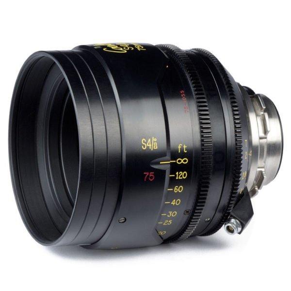 Rent Cooke S4/i 75mm Prime T2.0 PL Lens Nyc
