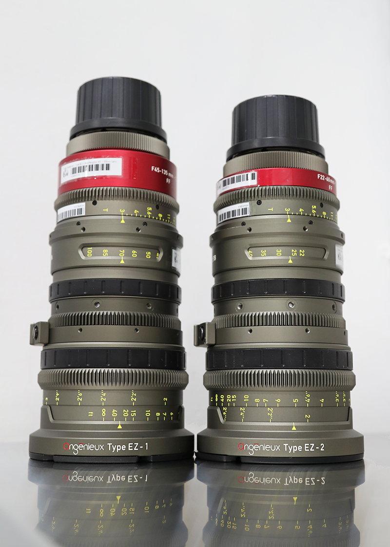 ANGENIEUX EZ-1 LENS and EZ-2 LENS for Rent Nyc and Brooklyn