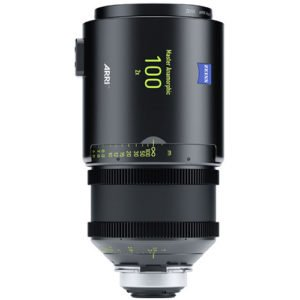 Arri 100mm T1.9 Master Anamorphic PL Lens for Rent in Nyc and Brooklyn