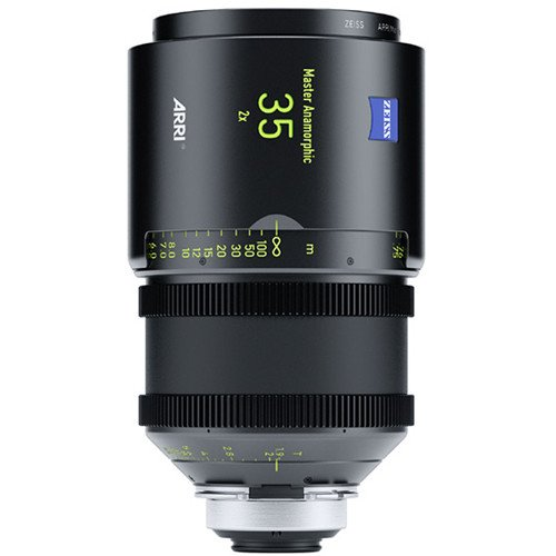 Rent Arri 35mm T1.9 Master Anamorphic PL Lens Nyc and Brooklyn