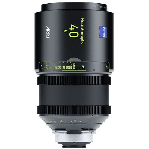 Rent Arri 40mm T1.9 Master Anamorphic PL Lens in Nyc and Brooklyn