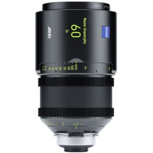 Rent Arri 60mm T1.9 Master Anamorphic PL Lens in Nyc and Brooklyn