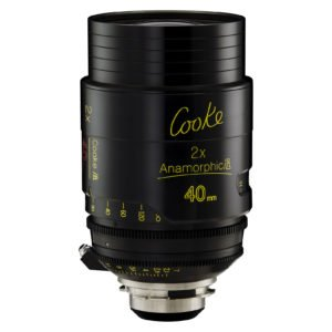 Cooke 40mm Anamorphic/i T2.3 PL Lens for Rent in Nyc and Brooklyn