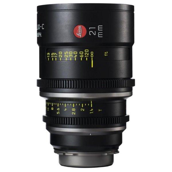 Leica Summilux-C T1.4 21mm PL Lens Rental Nyc Brooklyn