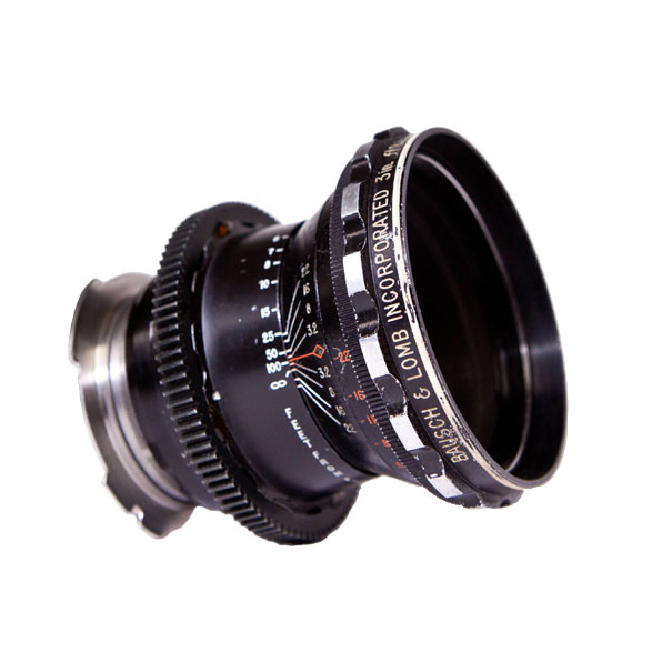 Bausch & Lomb Super Baltar T2.3 75mm PL Lens for Rent in Brooklyn and Nyc